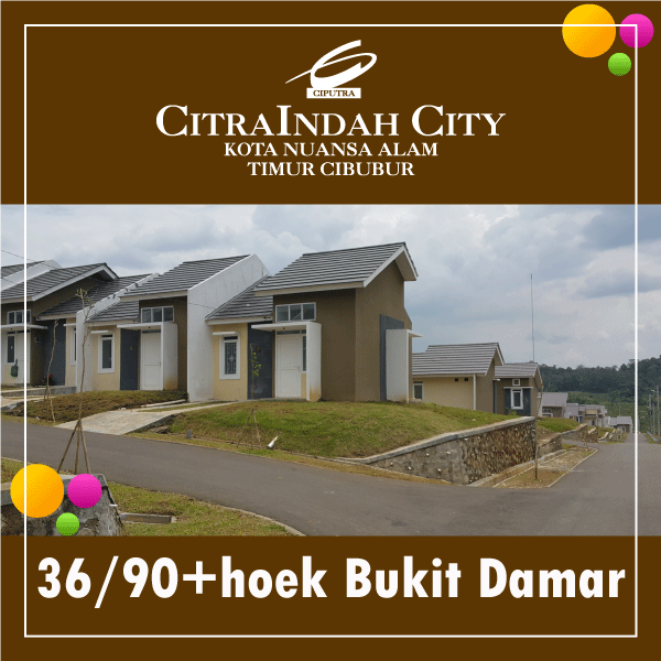 damar 36/90 hoek citraindah city