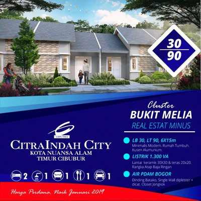 melia 30/90 citraindah city